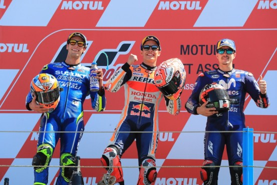 Assen_MotoGP_2018_podium
